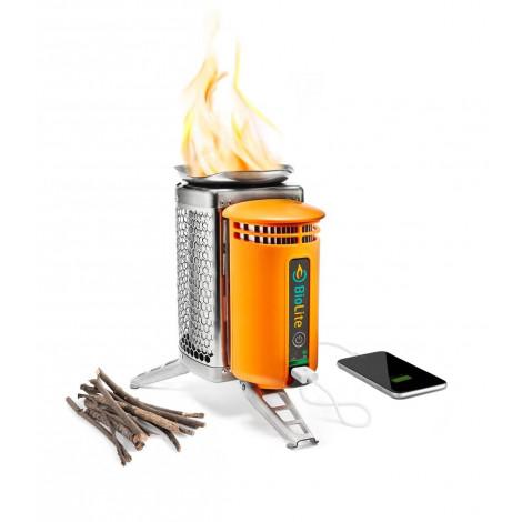 BioLite Wood Burning Campstove - camping stove