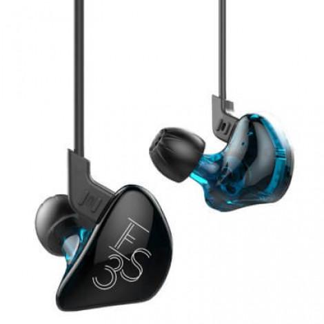 KZ-ES3 In-ear Detachable HiFi Earphones