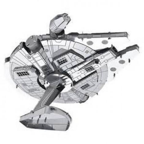 Millennium Falcon 3D Metallic Puzzle