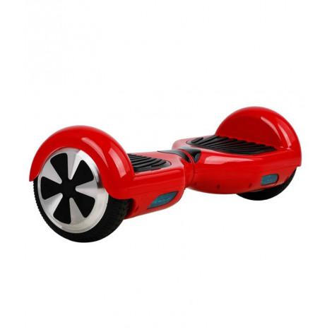 Red Aluminium Alloy Self Balancing Scooter Wayona