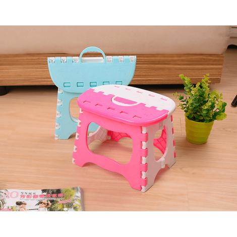New innovative Plastic Folding Stool  Child Convenient Dinner Stools