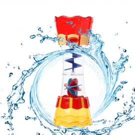 Bath Shower Kaleidoscope Water Spray Toy for Baby