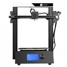 JGAURORA Magic High Presicion 3D Printer - Black EU Plug 4