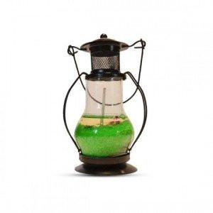 Hanging Lantern Gel Candle 6 Inches Designer Decorative Unique Gift